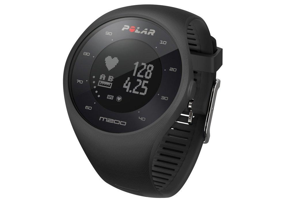 שעון M200 שחור