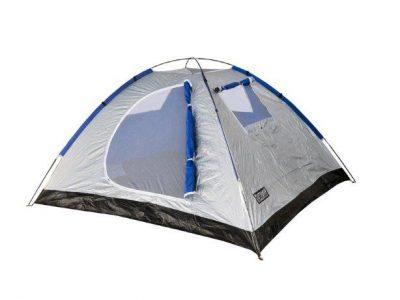 אוהל חלונות  4 איש  קל גב