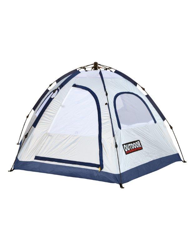 אוהל בן רגע 5 איש  קל גב