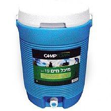 מיכל מים קשיח 19 ליטר עידן קמפינג
