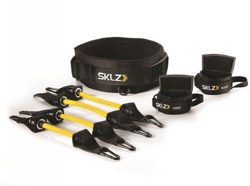 רצועת אימון לכח מתפרץ וניתור - HOPZ  של מותג הספורט SKLZ