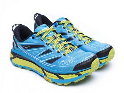 נעלי ריצה הוקה מאפטה ספיד 2 לגברים בצבע אסיד/טורקיז Hoka Mafata Speed 2