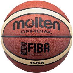 כדורסל מעור מלא של MOLTEN