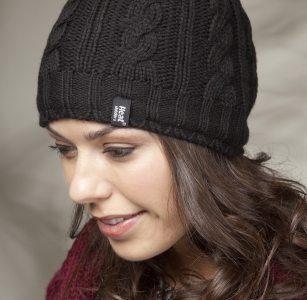 כובע תרמי לנשים דגם  WAVER  'של HEAT HOLDERS