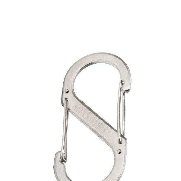 שאקל גודל 3 - klean kanteen Steel S-biner #3
