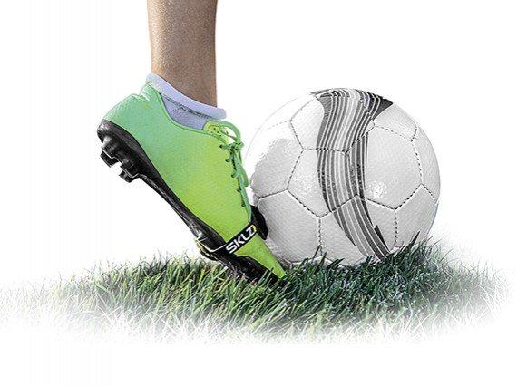 משפר דיוק ומגע בכדורגל