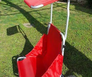 עגלת ים שהופכת לכיסא - שייד פרו