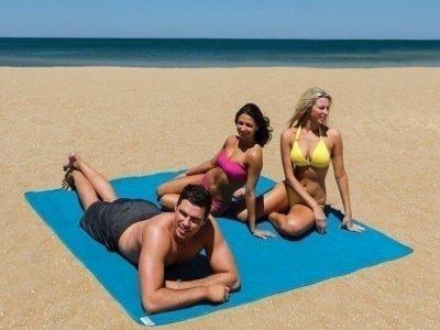 מחצלת ים דוחה חול של - OUT LIVING
