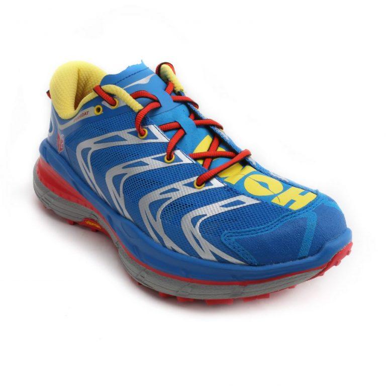נעלי גברים הוקה דגם SPEEDGOAT לריצת שטח