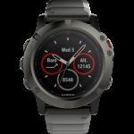 שעון מולטי ספורט דגם Fenix 5X של גרמין - טריפשופ