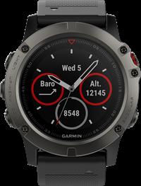 שעון גרמין דגם פינקס 5X