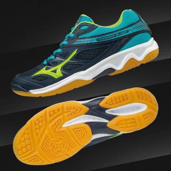 נעלי כדור-עף של MIZONU דגם THUNDER BLADE