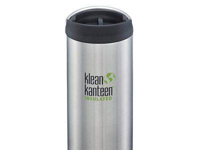"""בקבוק אקולוגי שומר קור חום 473 מ""""ל KLEAN KANTEEN TK WIDE"""