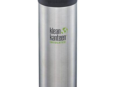 """בקבוק אקולוגי שומר קור חום 592 מ""""ל  KLEAN KANTEEN TK WIDE"""