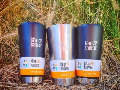 """סט שלשיית כוסות מבודדות 592 מ""""ל של חברת KLAEN KANTEE"""