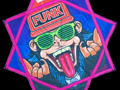 מנדלה סטאר -Funky Monkey