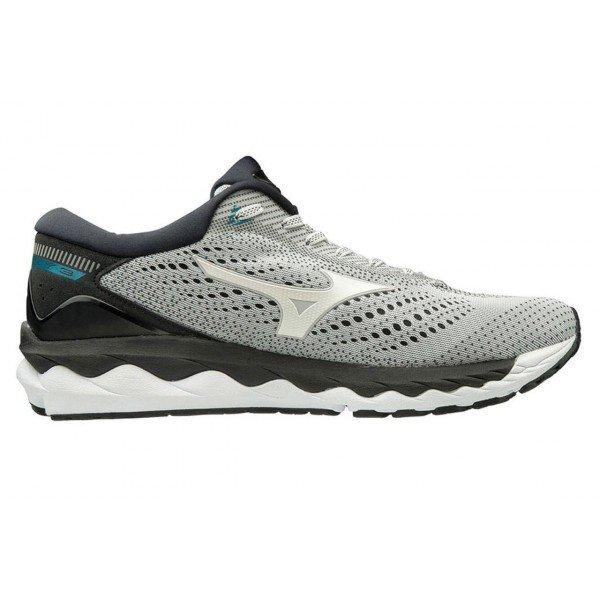 נעלי ריצה מיזונו  גברים WAVE SKY 3 אפור