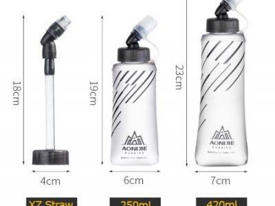 בקבוק מים לחיץ AONIJIE FLASK SD21
