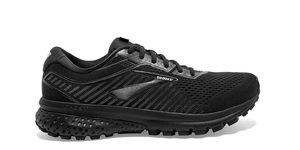 נעלי ברוקס גוסט 12 שחור גברים