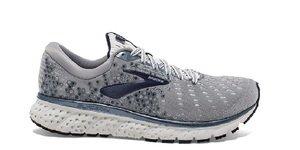 נעלי ברוקס 17 Glycerin גברים אפור