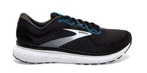 נעלי ברוקס גלסרין 18שחור אפור גברים