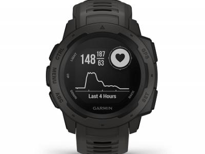 שעון GARMIN Instinct GPS