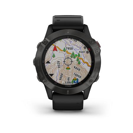 שעון GARMIN FENIX 6 Sapphire