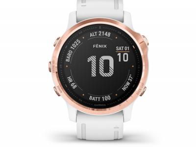 שעון ספורט לאישה GARMIN Fenix 6S Pro