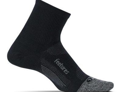 סט 3 גרבי ריצה וספורט Feetures Elite Ultra Light Quarter