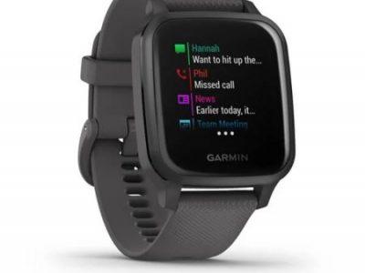 שעון GARMIN VENU SQ GPS