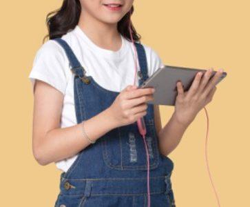 אוזניות עצם חוטיות לילדים Vidonn Q1